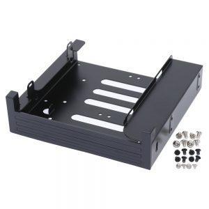 スリムドライブ&HDD変換マウンタ Ainex HDM-10A