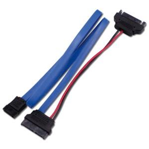 Slimline SATA電源変換セットコネクタ Ainex SLS-3005SA