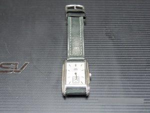 復活した腕時計