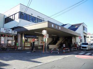 桶川駅東口