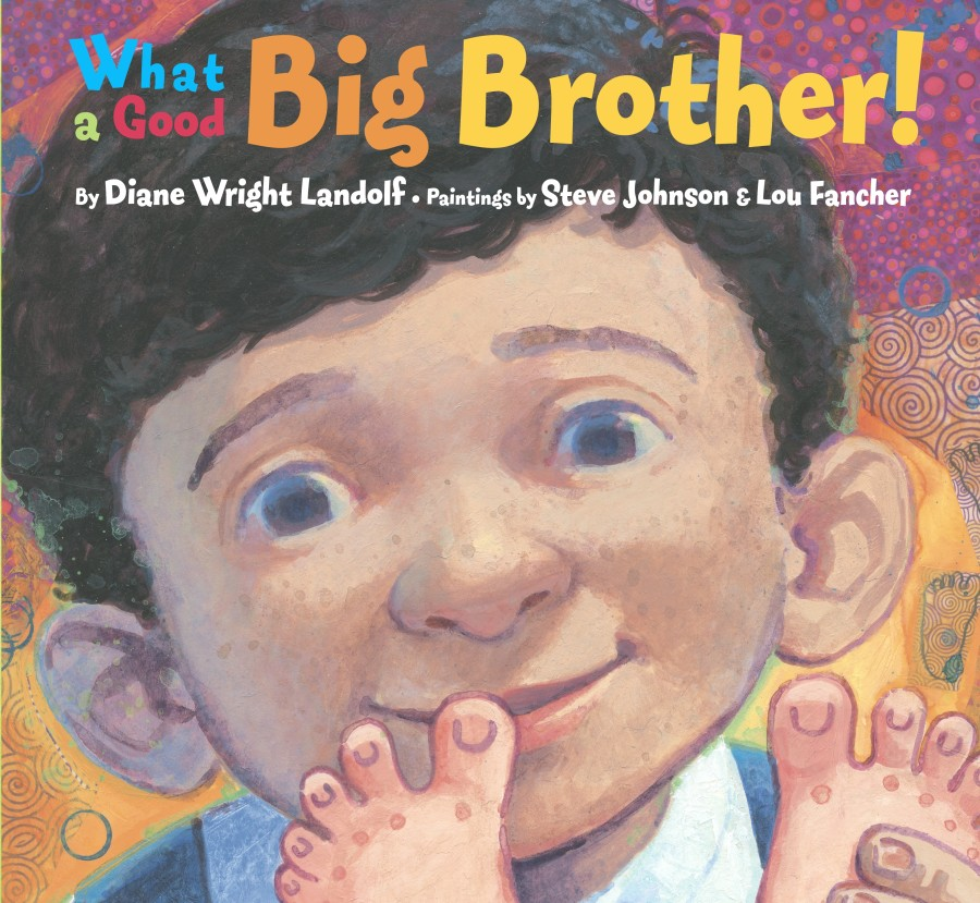 Children's Library: Big Brother/Big Sister