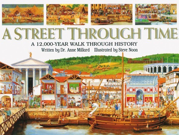 Children's Library: 'A Street Through Time'