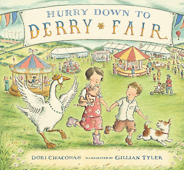 Children's Library: 'Hurry Down to Derry Fair'