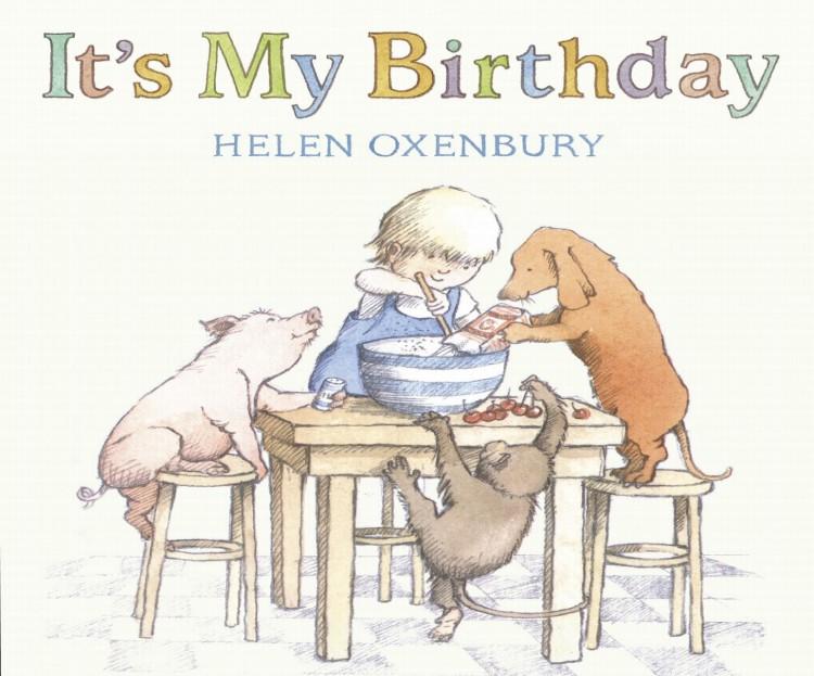 Children's Library: Birthdays