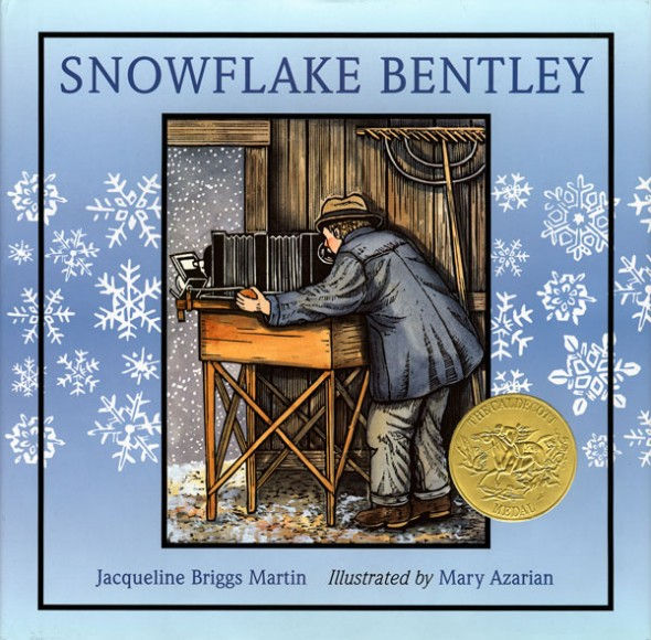 Children's Library: 'Snowflake Bentley'