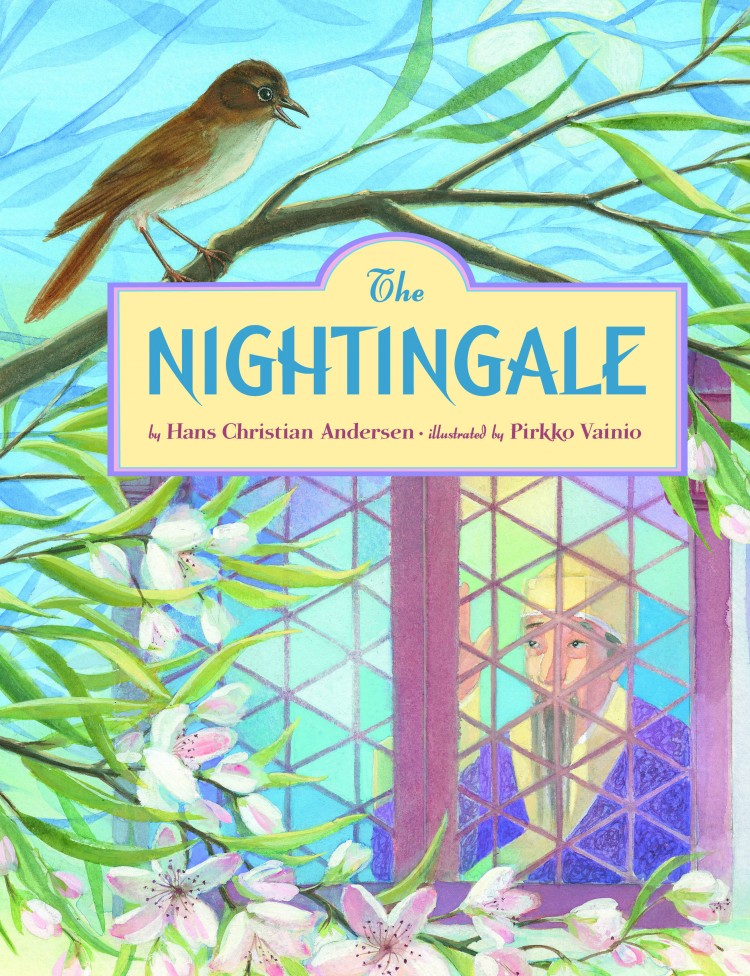 Children's Library: 'The Nightingale'