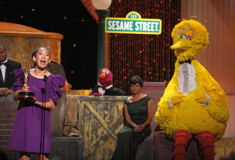 Happy 40th Anniversary Sesame Street