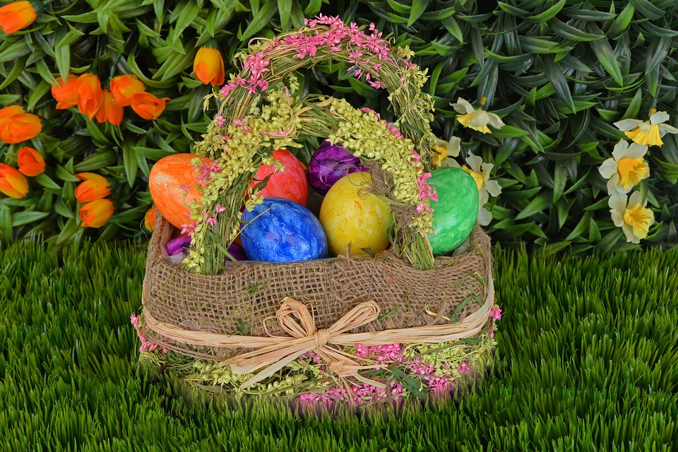 An Open Letter to the Easter Bunny