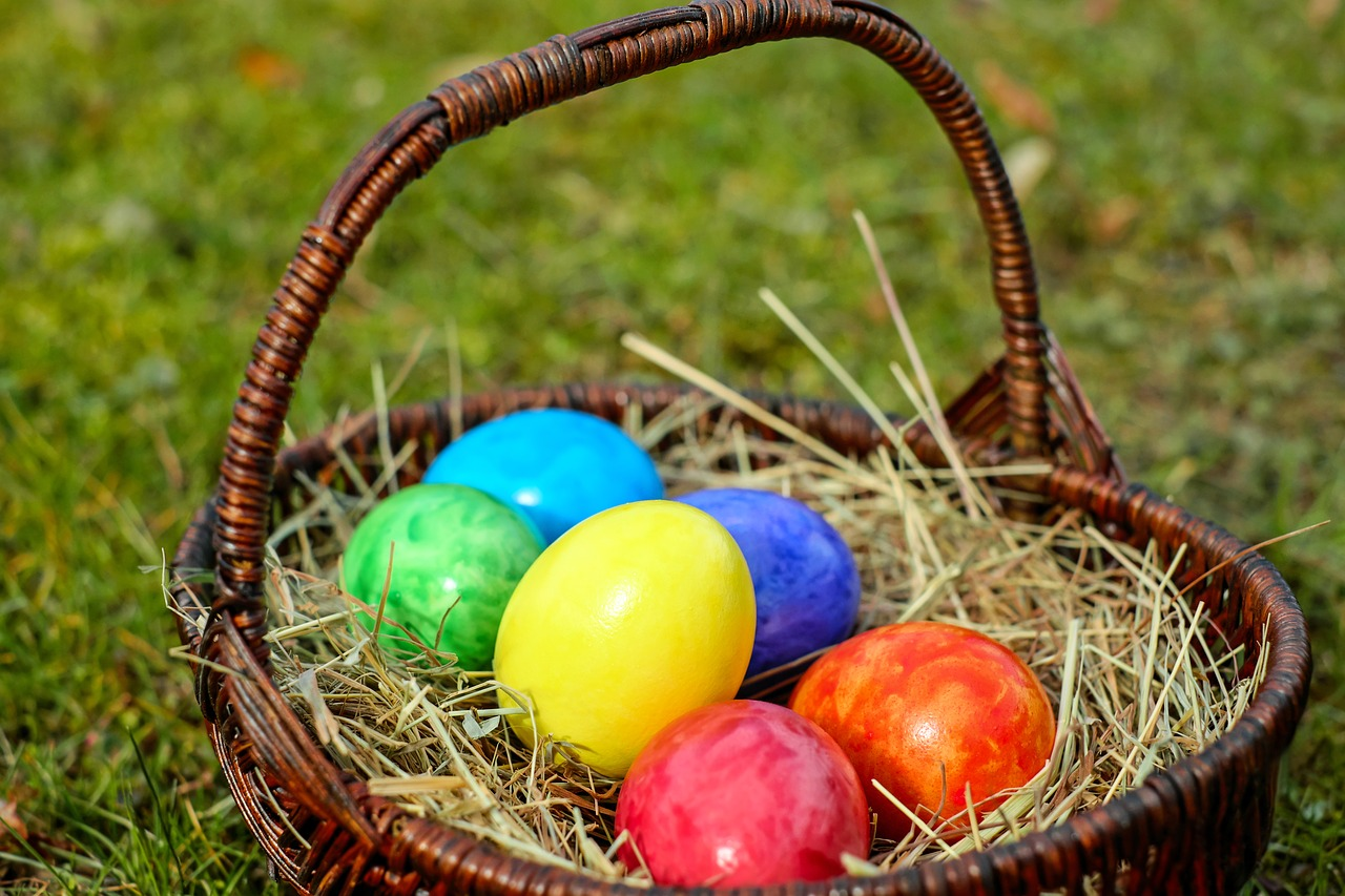 Non-Candy Basket Ideas for Easter