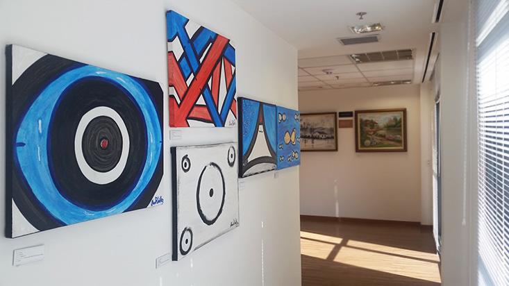 Alessandro Vassallo Expo Arte Contemporânea AGU RJ