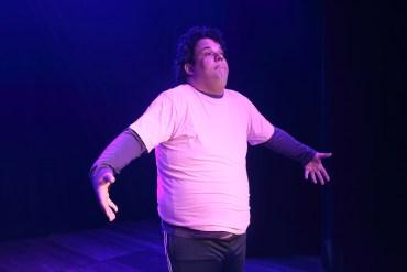 Hernani Cardoso - Peça maior que o mundo - Teatro Cesgranrio