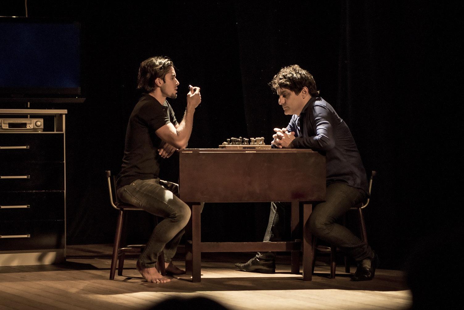 """Peça """"Era Só Por Uma Noite... (Guerra Doce)"""" - Teatro Laura Alvim"""