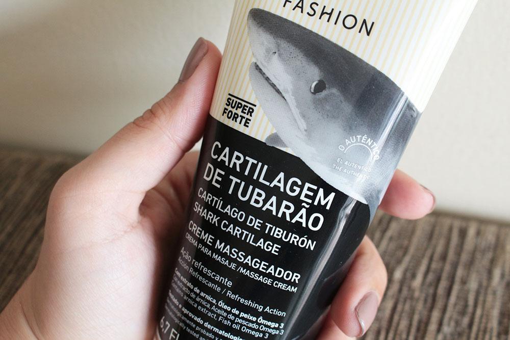 Creme Cartilagem de Tubarão Fashion