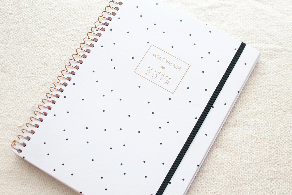 Planner Tilibra 2018 West Village