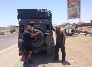 Peru Land Rover Club