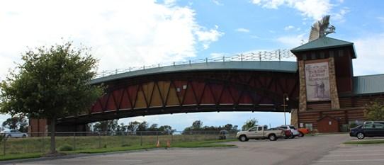 Great Platte River Road Archway Monument, Kearney, Nebraska