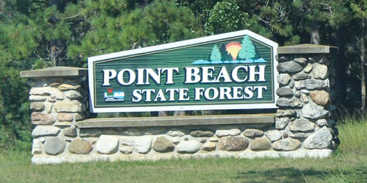 Point Beach State Forest