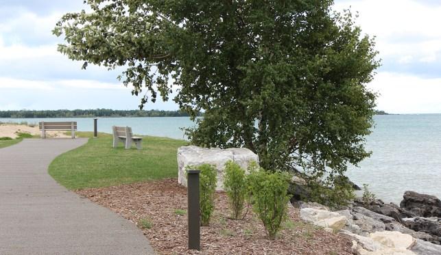 Anclam Park, Baileys Harbor, WI