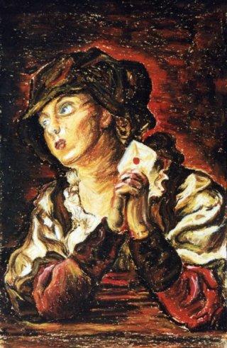 Barbara Mapelli, Ritratto di fanciulla