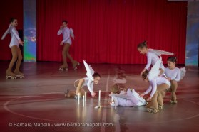 Balletto pattinaggio Jolly 12A