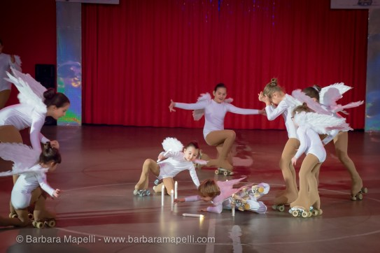 Balletto pattinaggio Jolly 12C