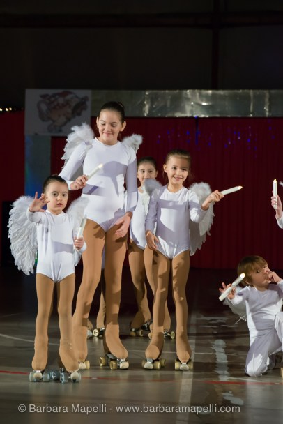 Balletto pattinaggio Jolly 12U