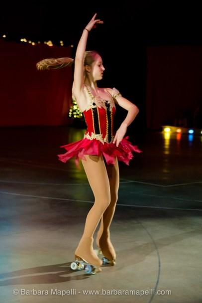 Balletto pattinaggio Jolly 123