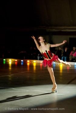 Balletto pattinaggio Jolly 125