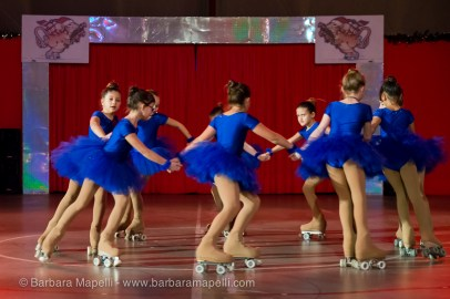 Balletto pattinaggio Jolly 184