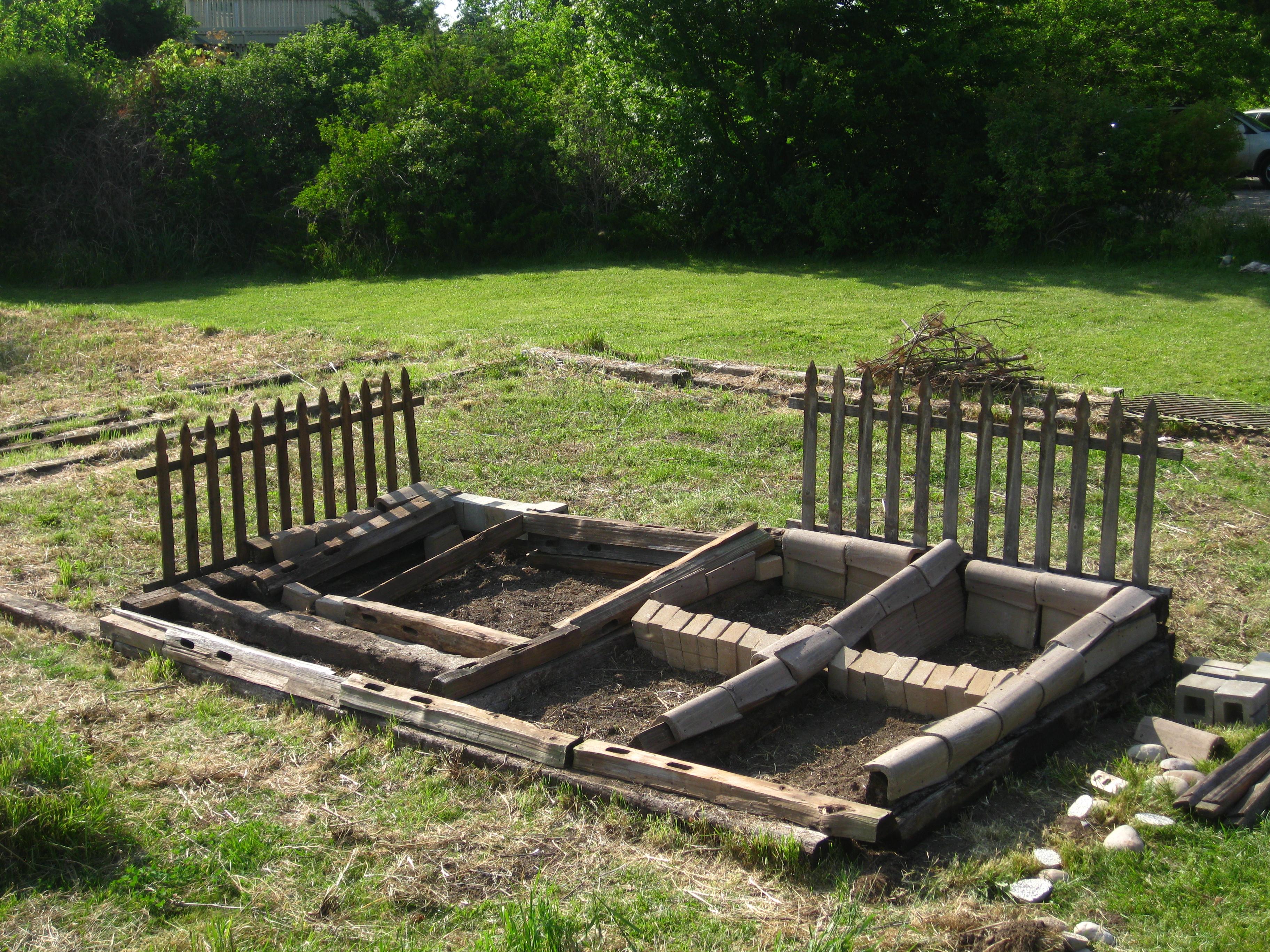 Raised Bed Gardening Plans Hillside Woodworking