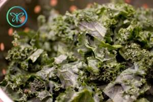 Braised Kale - Chopped Kale