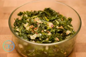 Braised Kale - Ready To Eat