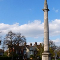 The Monument in Weybridge