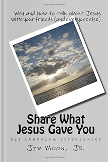 Share What Jesus Gave You