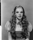 """Prove fotografiche di Judy Garland per il """"Mago di Oz"""", 1939"""