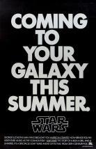 Teaser promo per 'Star Wars', 1977