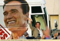 7 ottobre 2003 - Arnold Schwarzenegger diventa governatore della California