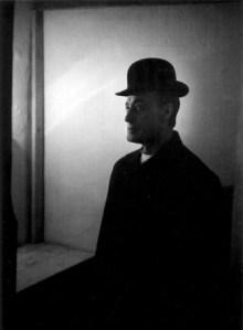 Totò, Milano, 1957. Fotografia di Ugo Mulas