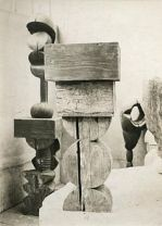 Photographs By Constantin Brancusi Socrates & Adam and Eve, 1922
