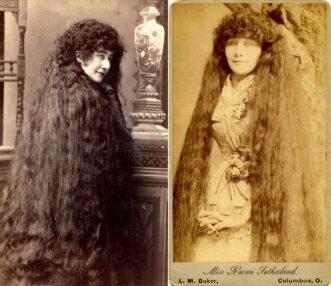 Naomi Sutherland (1861 – 1893)