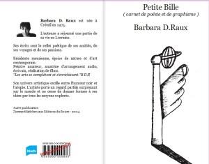 Petite Bille Recueil de Poésie et Graphisme