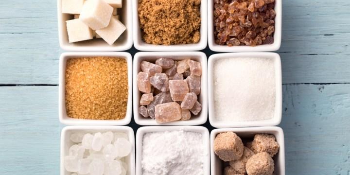 Açúcar é sempre açúcar, não importa o tipo