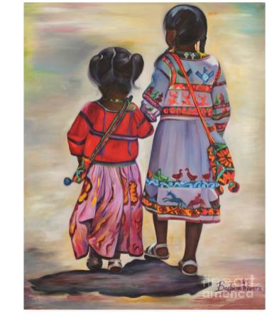 Indigenous Sisters