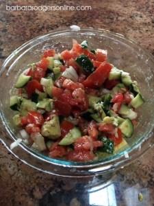 tomato-avocado-cucmber-salad