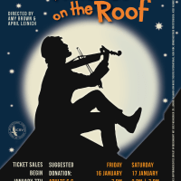New ICSV Musical Poster 2015 - Fiddler on the Roof!