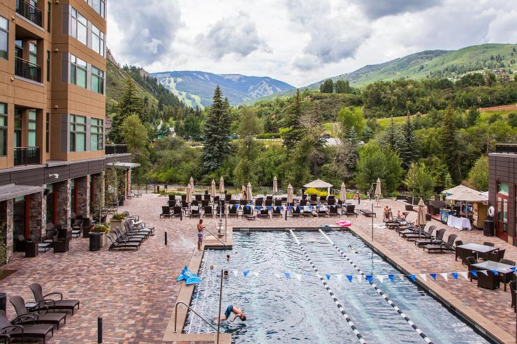 Westin Riverfront Resort & Spa #206, Avon / SOLD $1,300,000 on 9.25.2020 / Buyer Represented (Photo: LIV SIR)
