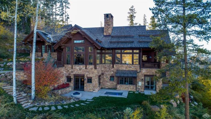 2845 Daybreak Ridge Road, Bachelor Gulch / SOLD $9,000.000 / 11.15.17 (Photo: E&V)