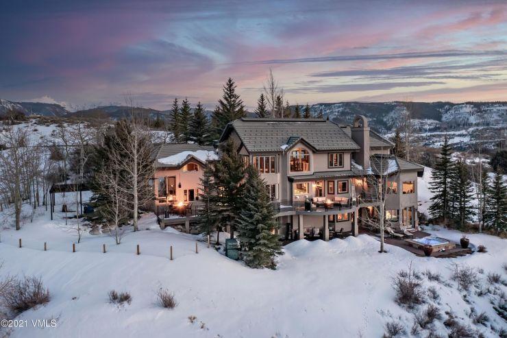 240 Casteel Ridge, Cordillera Divide / Sold $3,400,000 on 5.28.2021 / Seller Represented (Photo: LIV SIR)