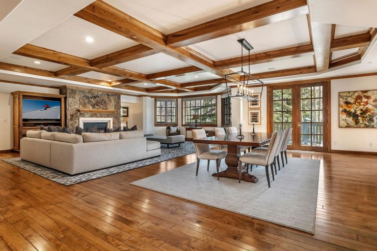 Chateau Terrace #1405, Beaver Creek / Sold $3,845,000 on 6.14.2021 / Buyer Represented (Photo: SSF)