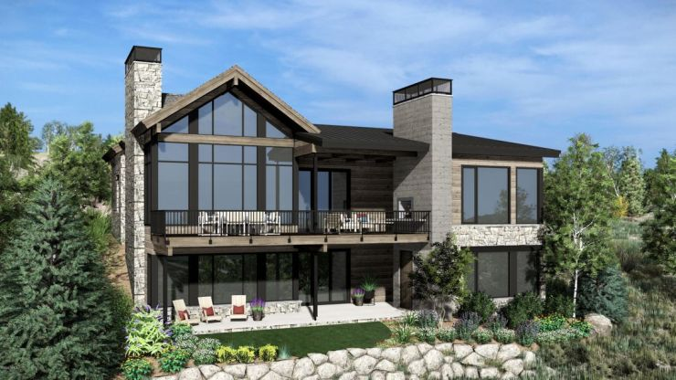 Lot 2 Legends Drive, Cordillera Valley Club / Sold $3,795,000 on 8.6.21 / Buyer Represented (Photo: Resort Concepts)